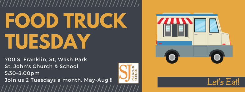 Food Truck Tuesday flier